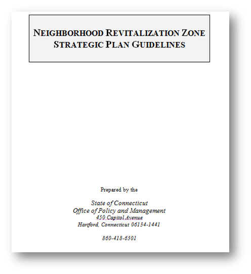 neighborhood revitalization zone nrz plans as Nrz bill gains support february 24, 2017 state representatives steve stafstrom (d-bridgeport) and christopher rosario (d-bridgeport) are jointly supporting legislation that would increase citizen participation in neighborhood revitalization zone (nrz) committees.